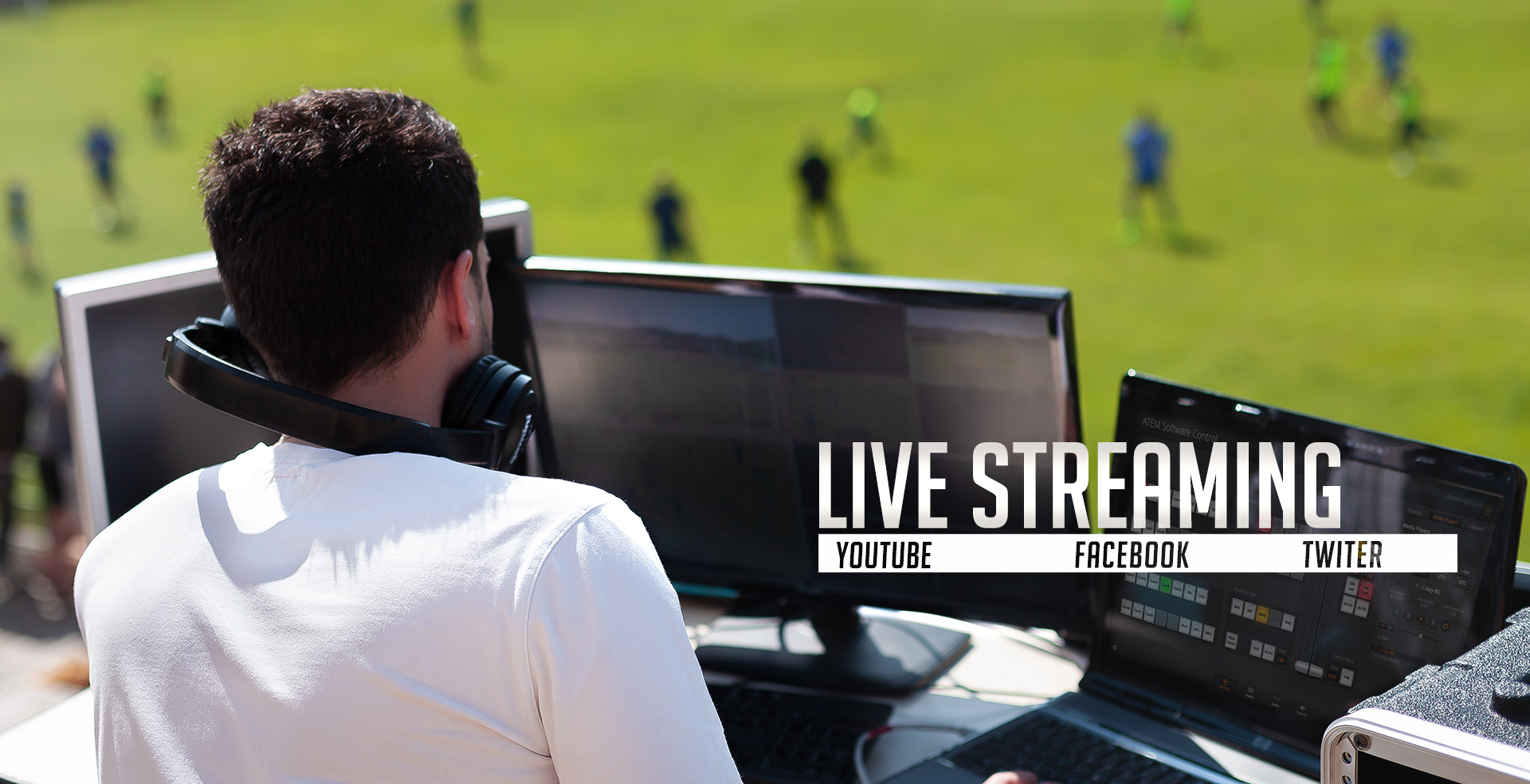 streaming - live - multicam
